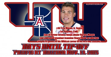 Arizona Wildcats hoops countdown: We're at 44 days and counting to tipoff