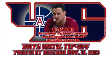Arizona Wildcats hoops countdown: We're at 46 days and counting to tipoff