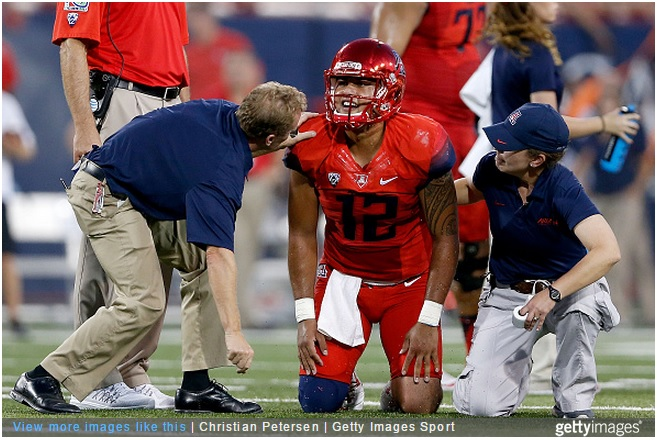 NCAA's revised concussion protocol makes Solomon's return-to-play process meticulous