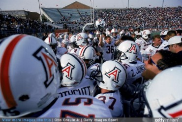 Slideshow: Top facts of Arizona Wildcats non-conference road games