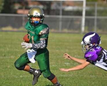 TYF Game of the Week: 11U Vikings & Scorpions