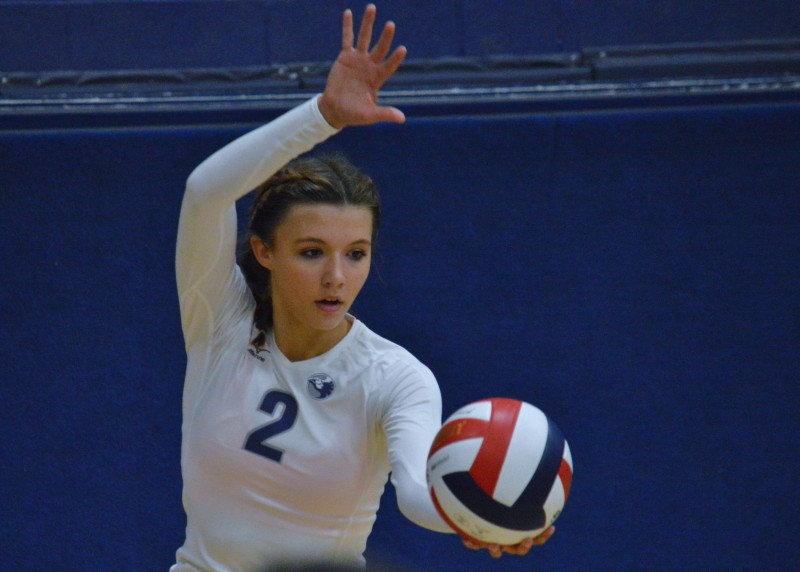 Girls Volleyball: Ironwood Ridge outlasts Saguaro 3-1