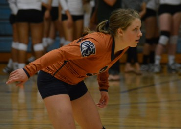 Sheridan Wilcock fights through more than you know to help Cienega volleyball