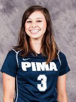 Former Sabino soccer standouts Sierra Heredia & Daniela Sanchez earn conference honors for Pima