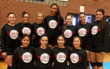 TUSD Girl's Volleyball Tournament