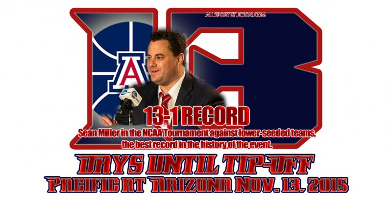 Arizona Wildcats hoops countdown slideshow: We're at 13 days and counting to tipoff