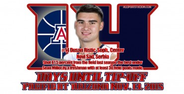 Arizona Wildcats countdown slideshow: We're at two weeks and counting to tipoff