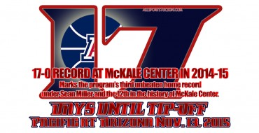 Arizona Wildcats hoops countdown slideshow: We're at 17 days and counting to tipoff