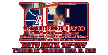 Arizona Wildcats hoops countdown slideshow: We're at 19 days and counting to tip off