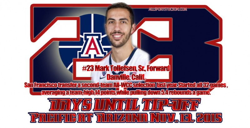 Arizona Wildcats hoops countdown slideshow: We're at 23 days and counting to tipoff