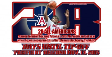 Arizona Wildcats hoops countdown slideshow: We're at 28 days and counting to tip off