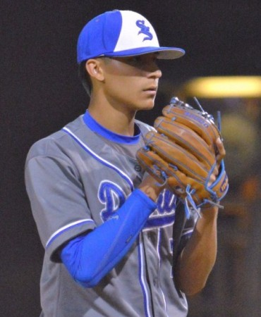 Sunnyside standout pitcher Adam Moraga commits to Pima
