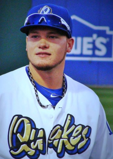 Former Sahuaro standout Alex Verdugo named Dodgers Minor League Player of the Year