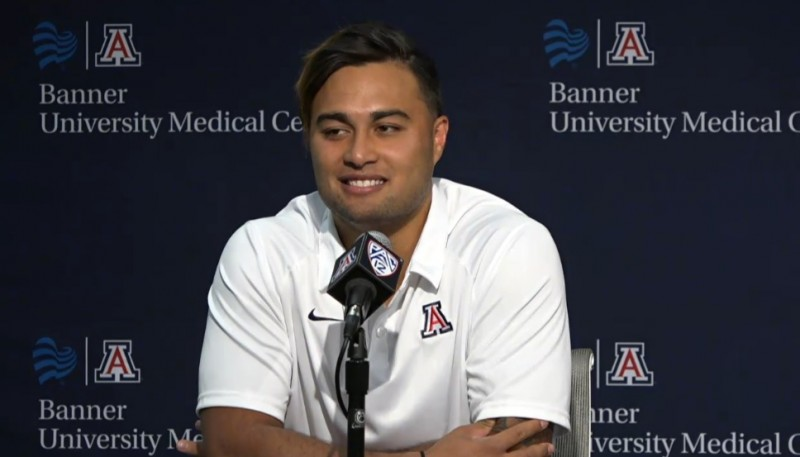 Twitter reactions from today's Arizona Wildcats football press conference