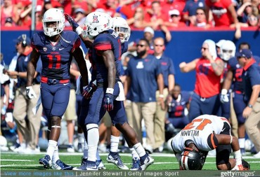 Arizona Wildcats reach most defensive starters — 21 — in season under Rodriguez