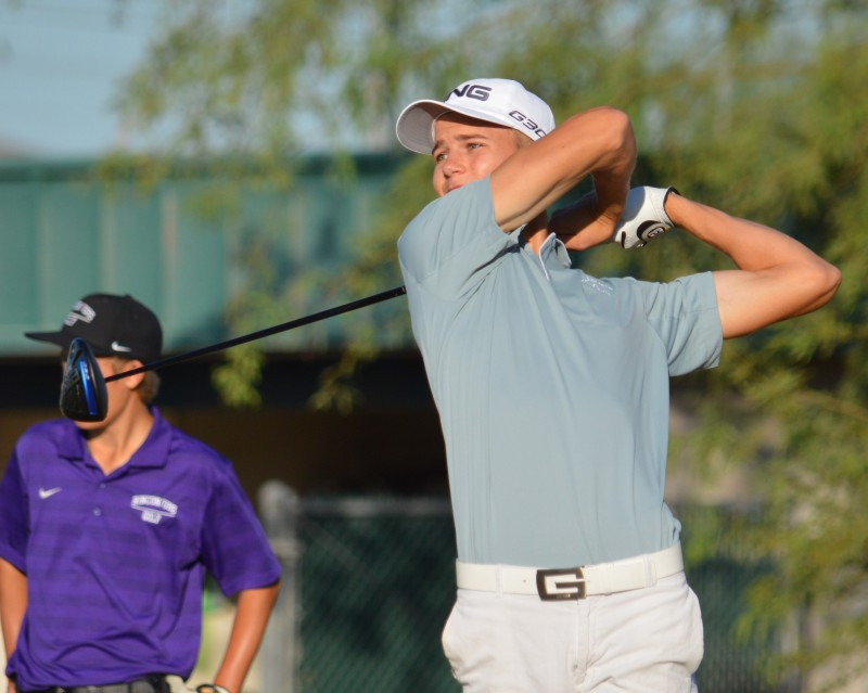 Trevor Werbylo leads Salpointe to Tournament of Champions victory
