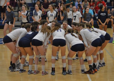 Volleyball: Ironwood Ridge first to qualify for state playoffs