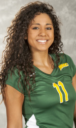 Haley Howell earns her 5th MAAC Volleyball Player of the Week honor