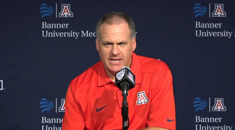 Social media reactions from today's Arizona football press conference