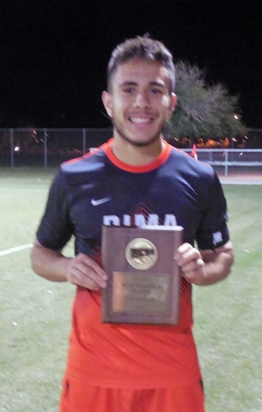 Robert Gorman named Region I soccer tournament Most Valuable Player