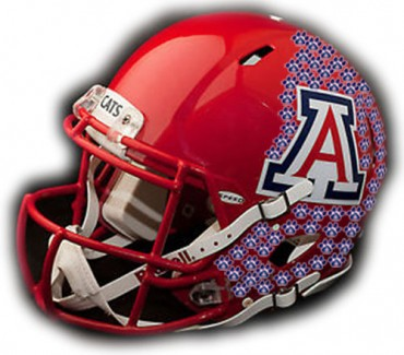 Arizona Wildcats helmet stickers update: Four achieved at USC