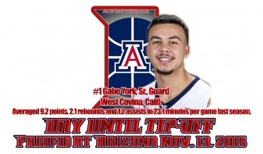 Arizona Wildcats hoops countdown slideshow: Tip off is tomorrow against Pacific
