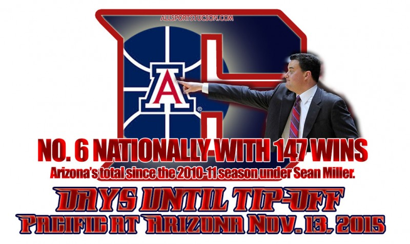 Arizona Wildcats basketball countdown: We're at 6 days and counting to tipoff