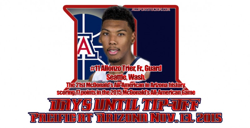 Arizona Wildcats hoops slideshow countdown: We're at 11 days and counting to tipoff