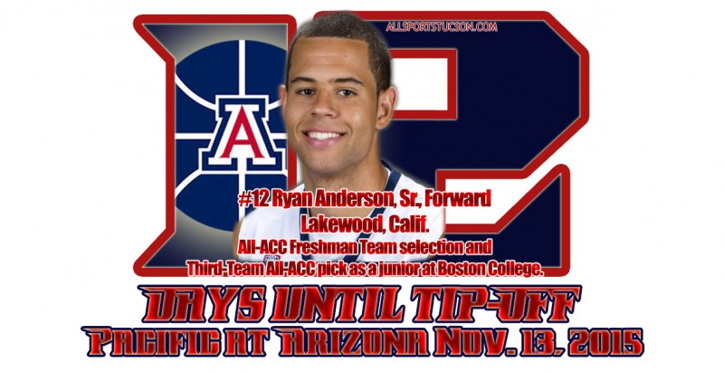 Arizona Wildcats hoops countdown slideshow: We're at 12 days and counting to tipoff