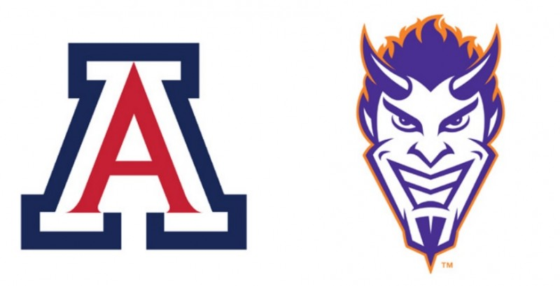 Northwestern State vs. Arizona Wildcats live Twitter feed