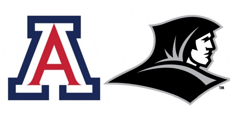 Arizona Wildcats vs. Providence Friars Live Twitter Feeds