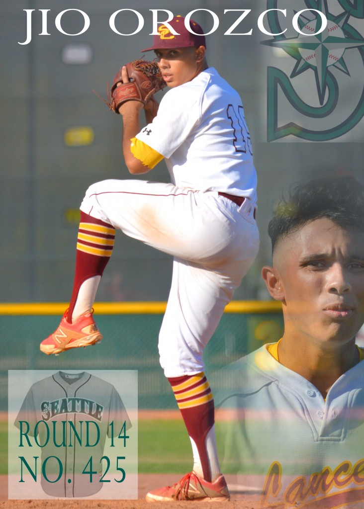 Jio Orozco and Donny Sands to host local baseball camp