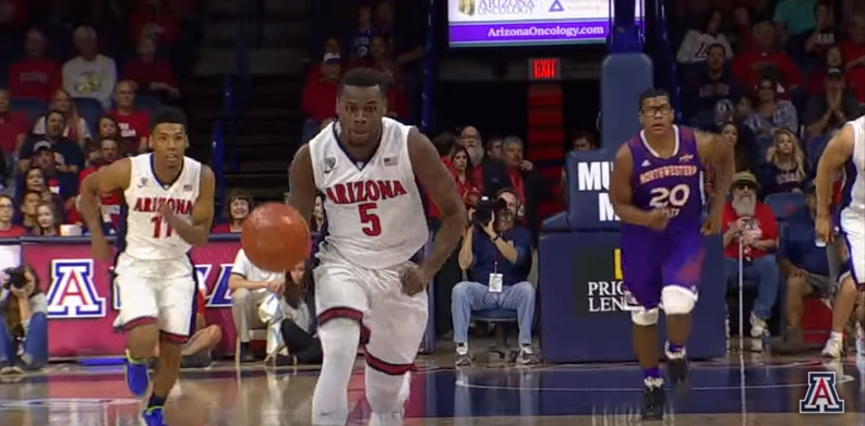 Arizona Wildcats Productivity Report: Allen poised and productive in victory