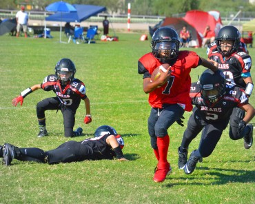 Tucson Youth Football All-Star Rosters & City Championships