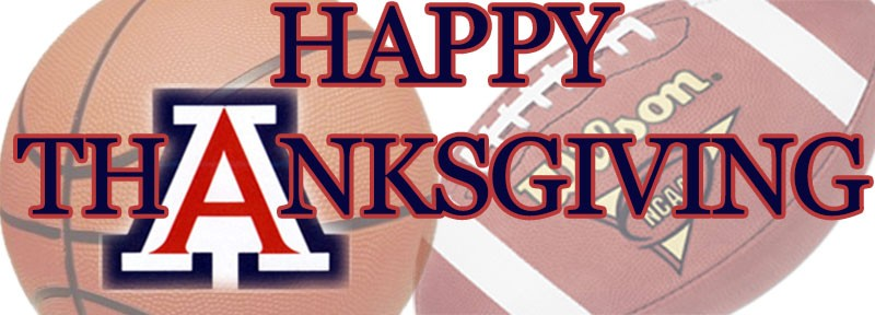 What Arizona Wildcats are thankful for on Thanksgiving