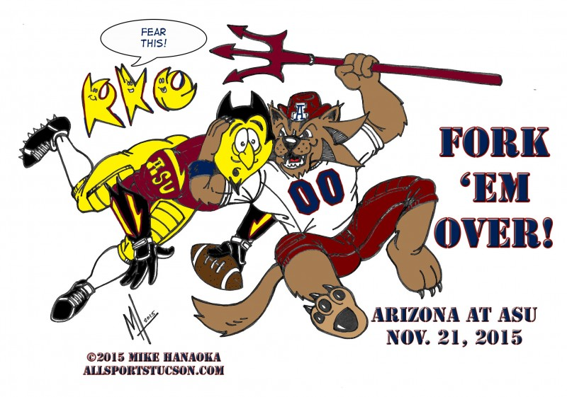 Off-the-beaten-path storylines: Arizona Wildcats at ASU