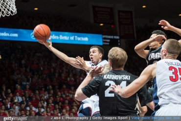 Slideshow: Ways Arizona Wildcats can beat Gonzaga