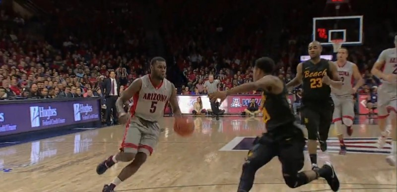 Opponents paying for running afoul against Arizona Wildcats