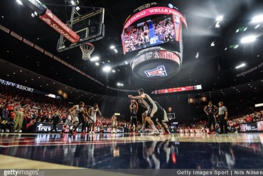 McKale Center 71-game record win streak: Reliving history at 45-game run currently