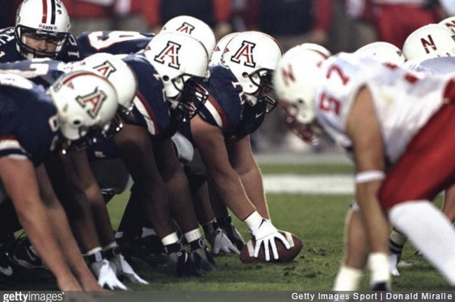Scheduling of Nebraska rivals that of Notre Dame as most significant in Arizona history