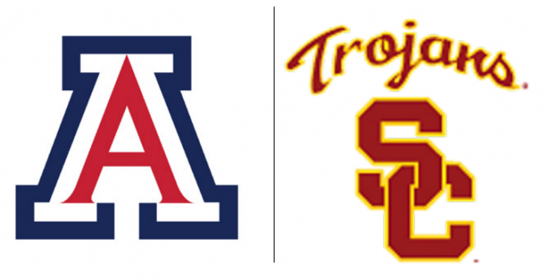 Notebook: USC at Arizona Wildcats
