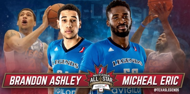 Brandon Ashley a D-League All-Star: What does it mean?