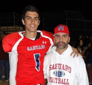Sahuaro receiver Casey Carnaghi to play for Adams State