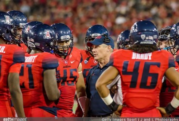 Casteel first Arizona defensive coordinator not retained in Pac-10/12 years