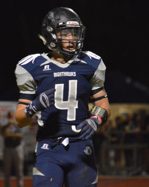 Nighthawk standout Jared McKemy committed to Colorado State University-Pueblo