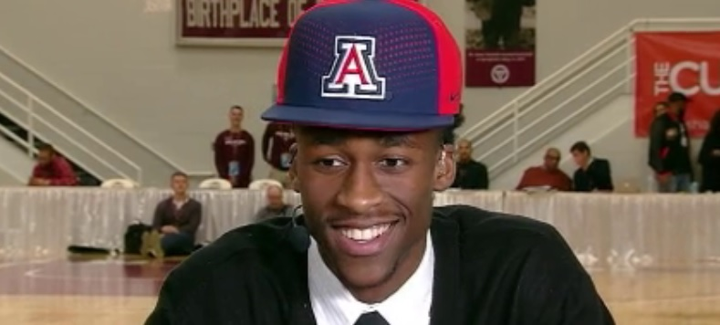 5-star point guard Simmons commits to Arizona Wildcats