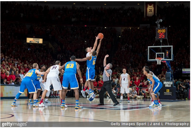 Rivalry between Arizona, UCLA West coast's version of Duke, North Carolina, a dead heat