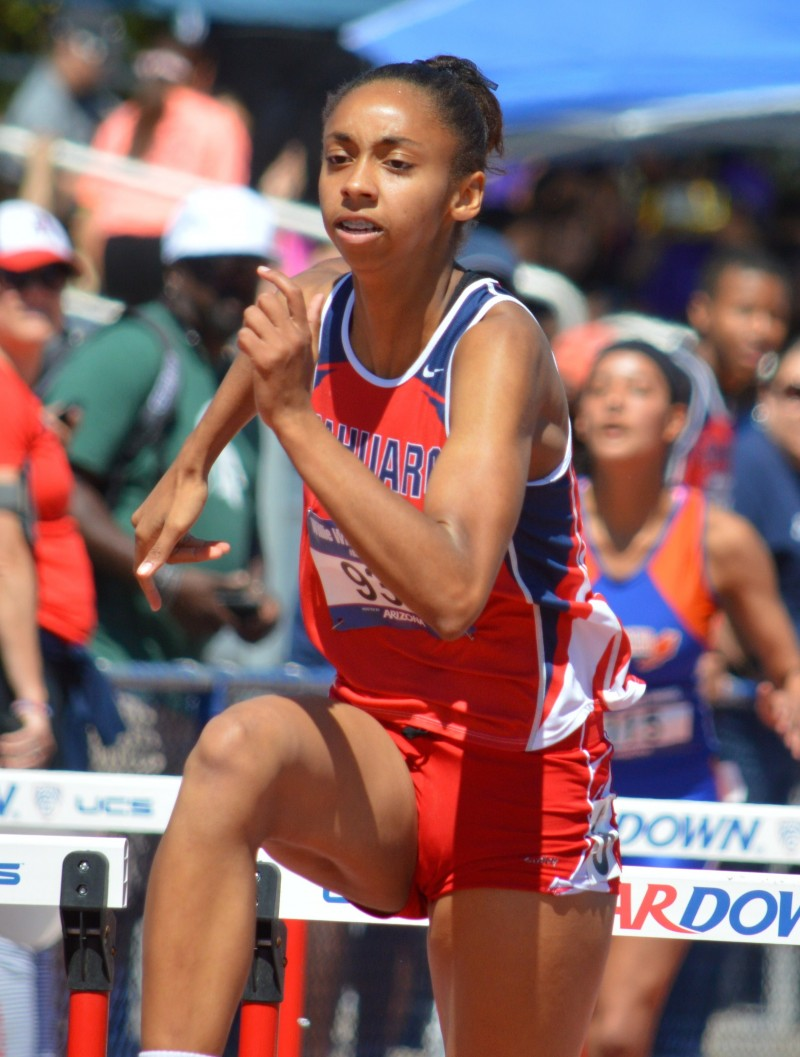 Sahuaro multi-sport standout Brielle Sterns commits to New Mexico State