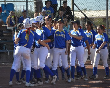 Championship Saturday at the  Dorado Softball Classic