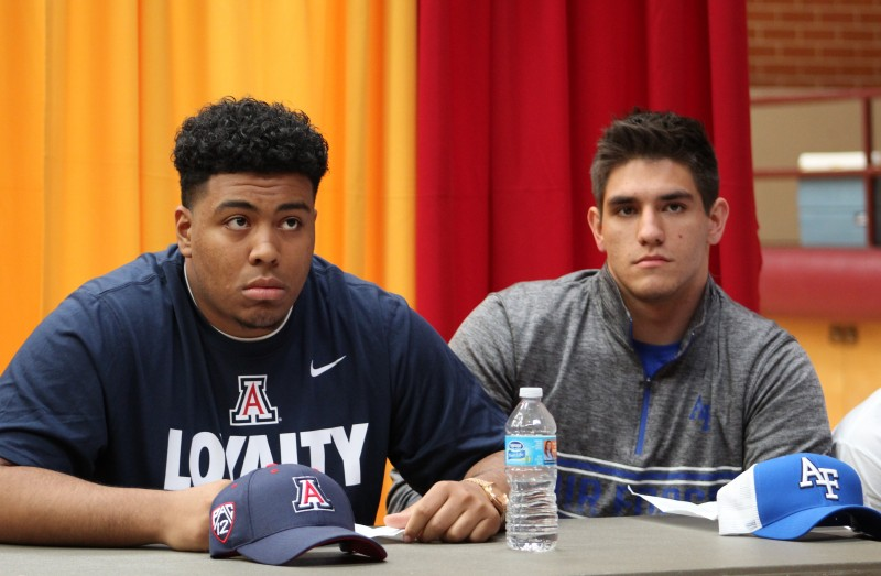 Southern Arizona Signing Day, Free Photos
